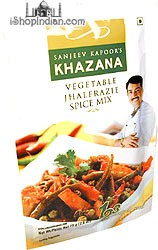 Sanjeev Kapoor's Khazana Vegetable Jhalfrazie Spice Mix