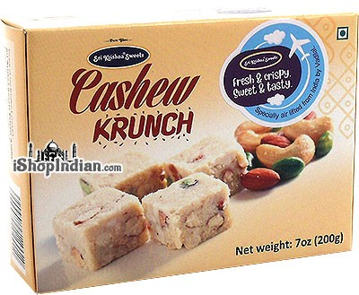 Sri Krishna Sweets Cashew Krunch