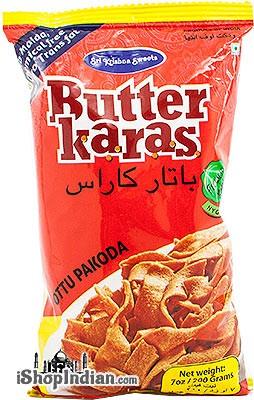 Sri Krishna Sweets Butter Karas - Ottu Pakoda
