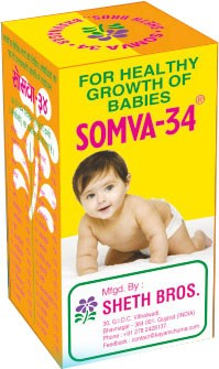 Somva-34 (For Healthy Growth of Babies)