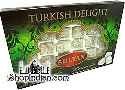 Sultan Turkish Delight - Pistachio