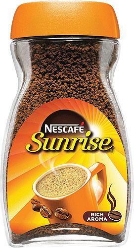 Nescafe Sunrise Instant Coffee - 200 gms