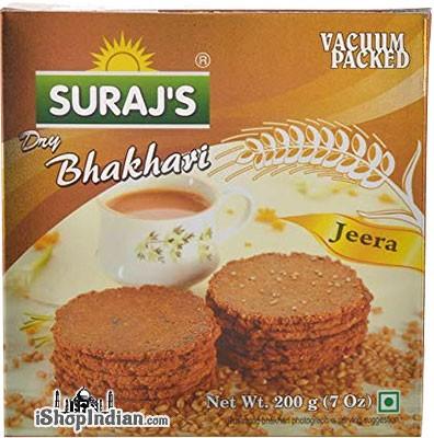 Suraj's Dry Bhakhri Khakhra (Jeera)