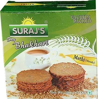 Suraj's Dry Bhakhri Khakhra (Methi)