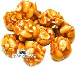 Sweet Peanut Gems (chikki)