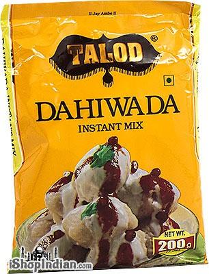 Talod Dahiwada Instant Mix