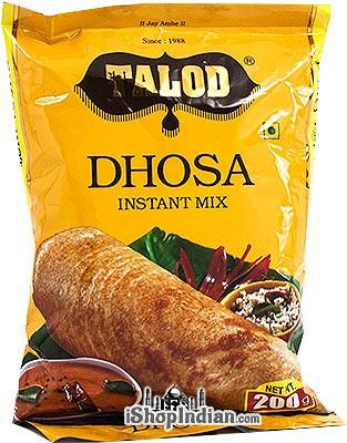Talod Dosa Instant Mix
