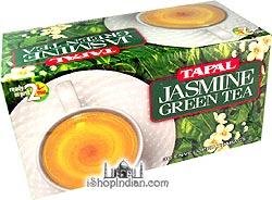 Tapal Jasmine Green Tea Bags - 30 ct