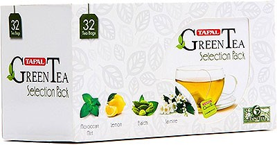 Tapal Green Tea - Selection Pack