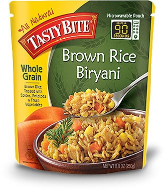 Tasty Bite Brown Rice Biryani (Ready-to-Eat)