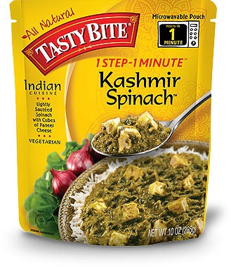 Tasty Bite Kashmir Spinach (Ready-to-Eat)