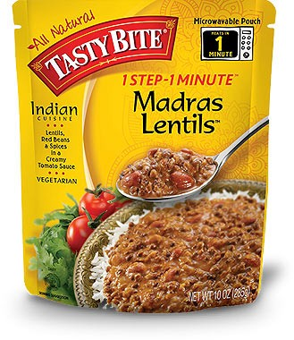 Tasty Bite Madras Lentils (Ready-to-Eat)