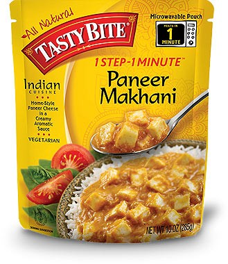 Tasty Bite Paneer Makhani (Ready-to-Eat)