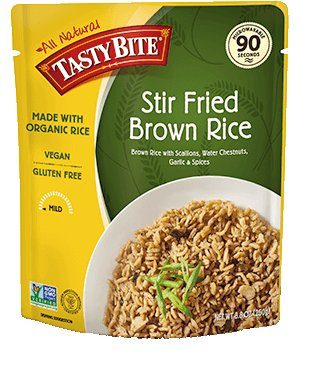 Tasty Bite Stir Fried Brown Rice (Ready-to-Eat)