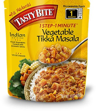 Tasty Bite Vegetable Tikka Masala (Ready-to-Eat)