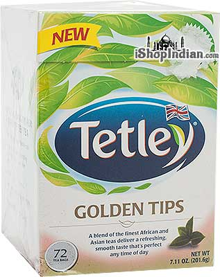 Tetley Golden Tips Tea Bags