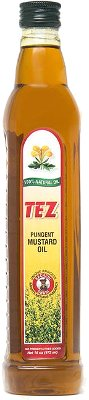 Tez Mustard Oil - 16 oz
