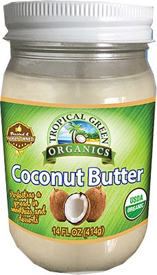 Tropical Green Organics Coconut Butter