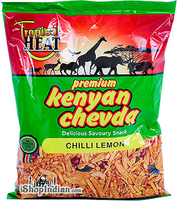 Tropical Heat Premium Kenyan Chevda  - Chilli Lemon
