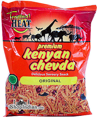 Tropical Heat Premium Kenyan Chevda - Original