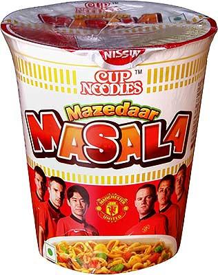 Nissin Cup Noodles - Mazedaar Masala