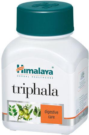 Himalaya Triphala (Digestive Support) - 60 capsules