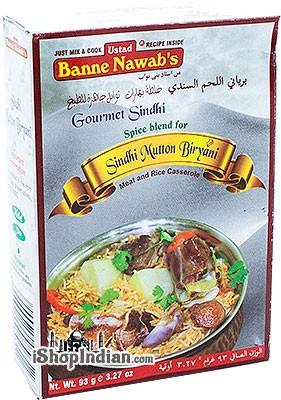 Ustad Banne Nawab's Sindhi Mutton Biryani Masala