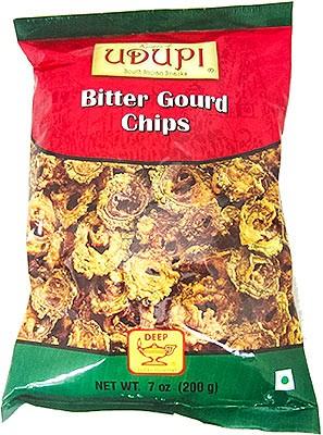 Udupi Bitter Gourd Chips