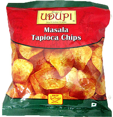 Udupi Tapioca Chips (Masala)