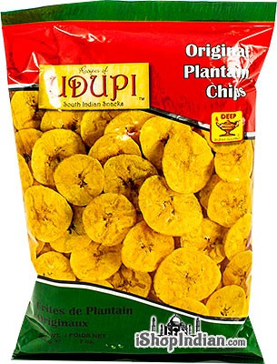 Udupi Original Plantain Chips