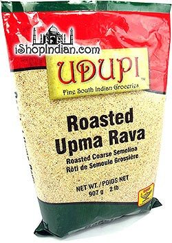 Udupi Roasted Upma Rava