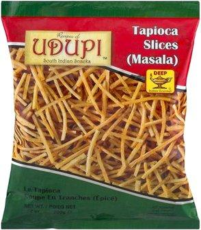 Udupi Tapioca SLICES - Masala