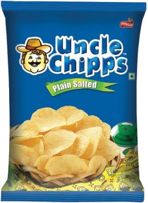 Uncle Chipps - Plain Salted
