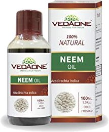 Vedaone Neem Oil - Cold-Pressed