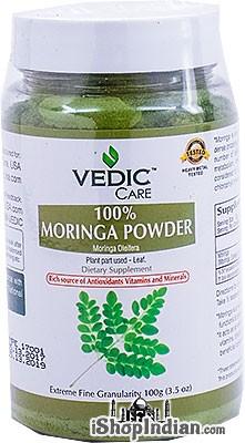 Vedic Care Moringa Powder (Moringa Oleifera)
