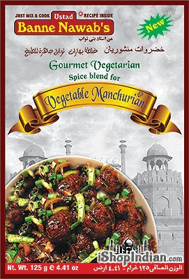 Ustad Banne Nawab's Vegetable Manchurian Spice Mix