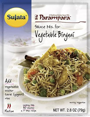 Parampara Vegetable Biryani Mix