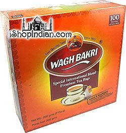 Wagh Bakri Premium Tea Bags (100 Tea Bags)