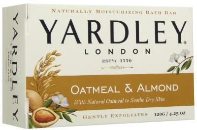 Yardley London Oatmeal & Almond Soap