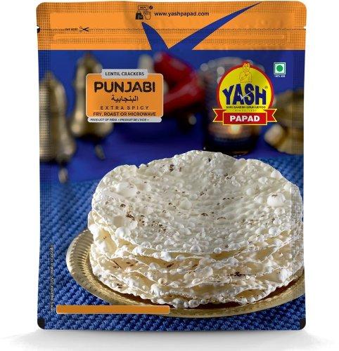 Yash Punjabi Papad