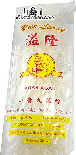 Yay Loong Agar Agar