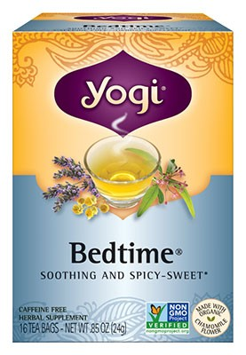 Yogi Bedtime Herbal Tea