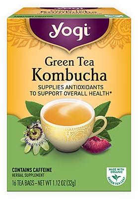 Yogi Green Tea - Kombucha