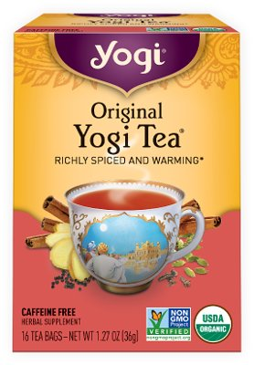 Yogi Original Yogi Tea - India Spice Tea