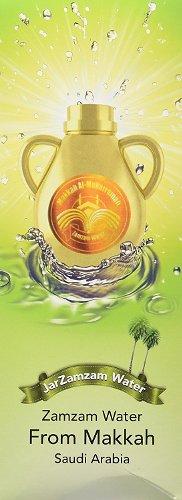 Zamzam Water from Makkah