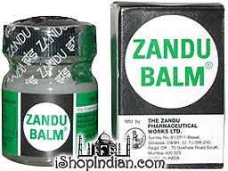 Zandu Pain Balm