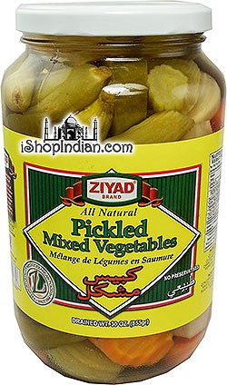Ziyad Pickled Mixed Vegetables