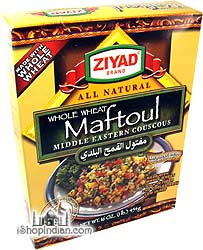 Ziyad Maftoul (Whole Wheat) - Middle Eastern Couscous