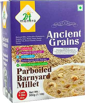 24 Mantra Ancient Grains Pearled Barnyard Millet