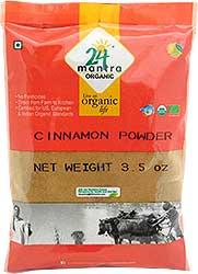 24 Mantra Organic Cinnamon Powder